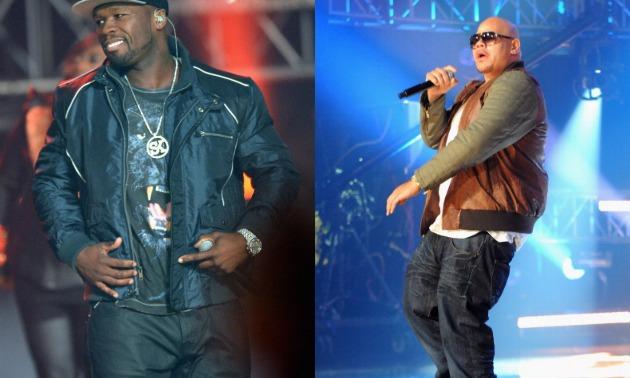 50 Cent Fat Joe