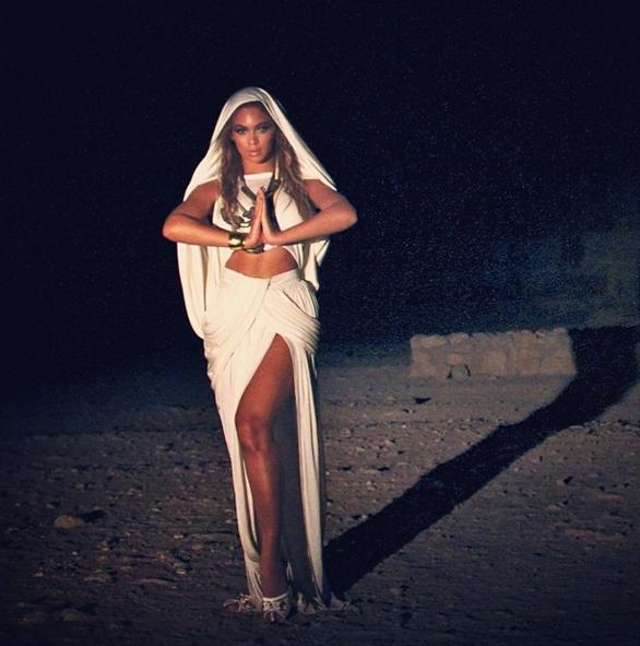 Beyonce Pyramids 4-22