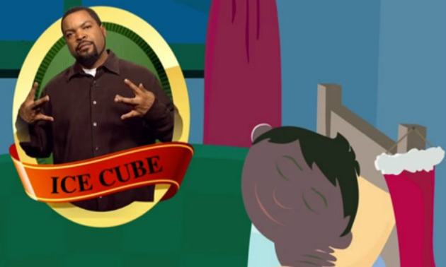 Ice Cube Rapping Goodnight Moon