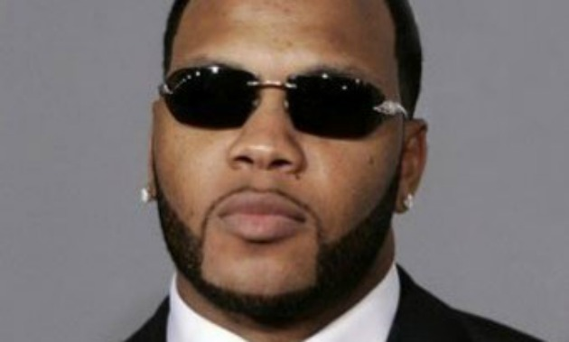 Flo Rida In A Suit