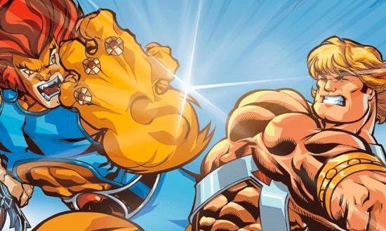 heman vs lion-o