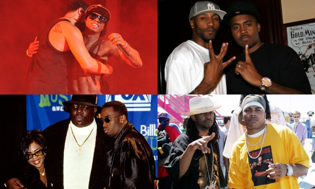 Hip-Hop Proteges
