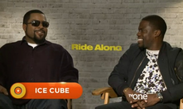 Ice Cube & Kevin Hart Interview