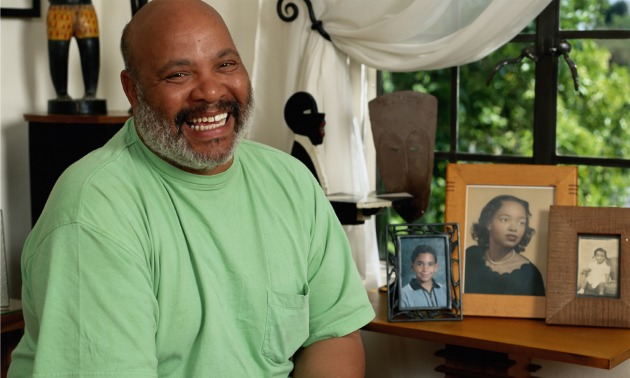 James Avery portraits
