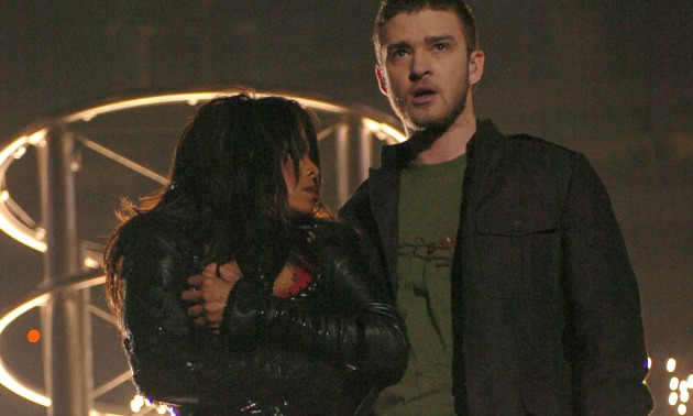 Janet Jackson Justin Timberlake Superbowl