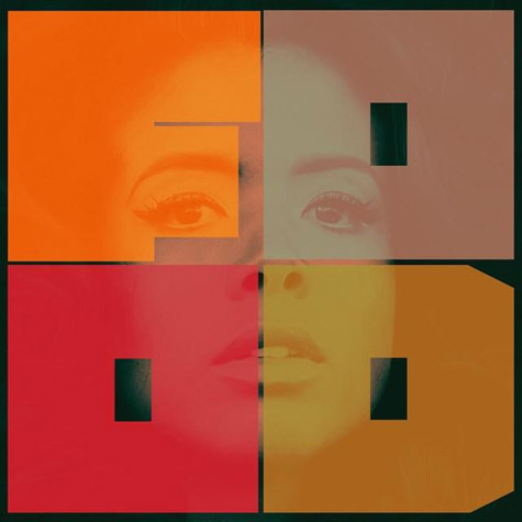 "Kelis ""Food"" Album Cover"