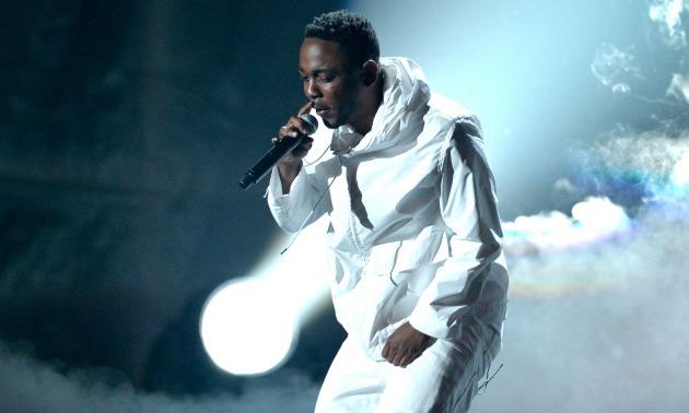 Kendrick Lamar Grammys 2