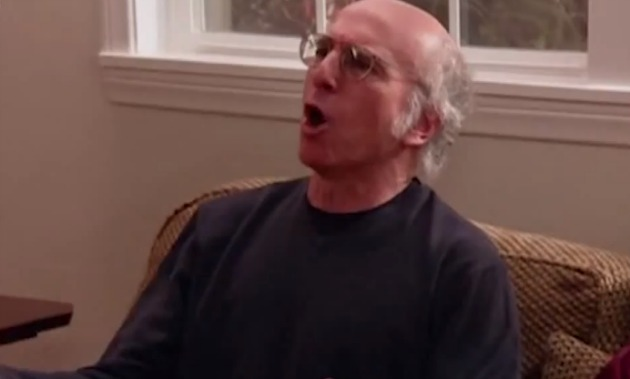Larry David Supercut Video