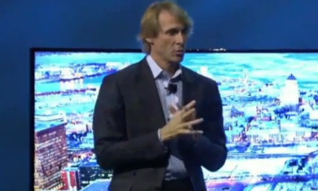 Michael Bay Presentation