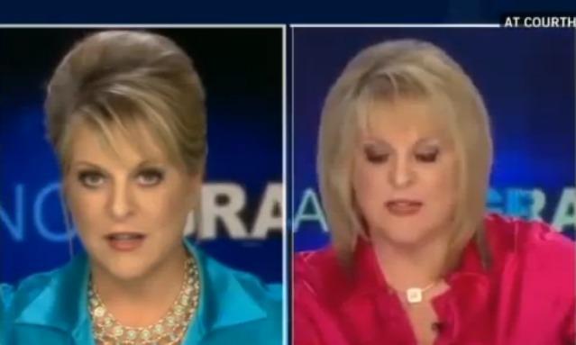 Nancy Grace vs. Nancy Grace
