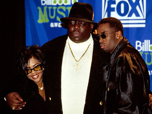 Lil Kim Notorious Big
