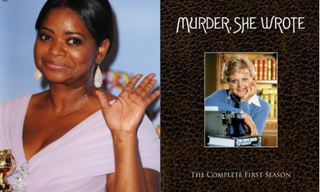Octavia Spencer Murder She Wrote