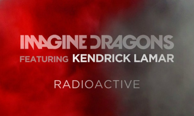 "Cover Art Of ""Radioactive"""