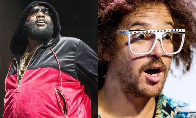 Rick Ross vs LMFAO