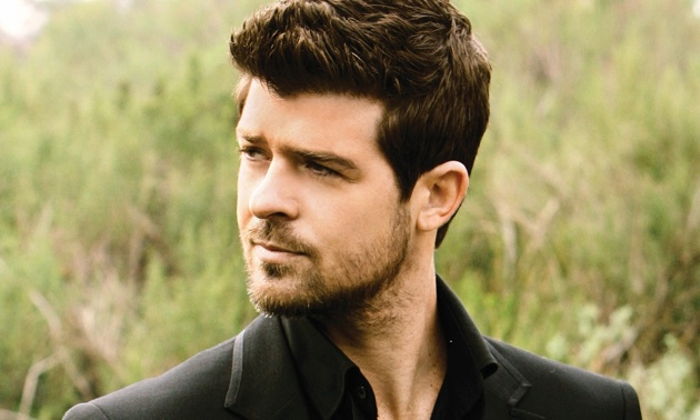 Robin Thicke Promo Photo