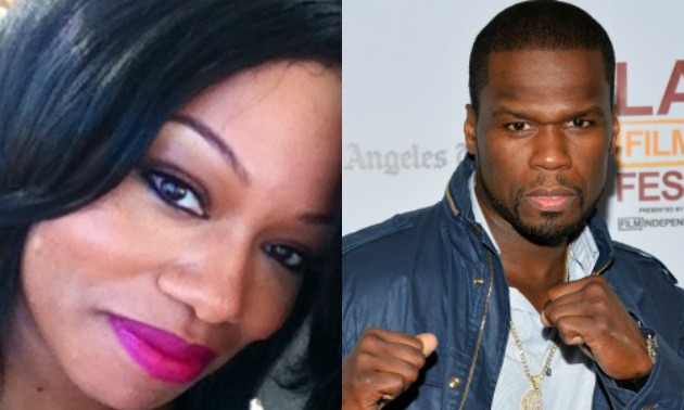 50 Cent's Baby Mama Claims He Used To Abuse Her [TWEETS ...
