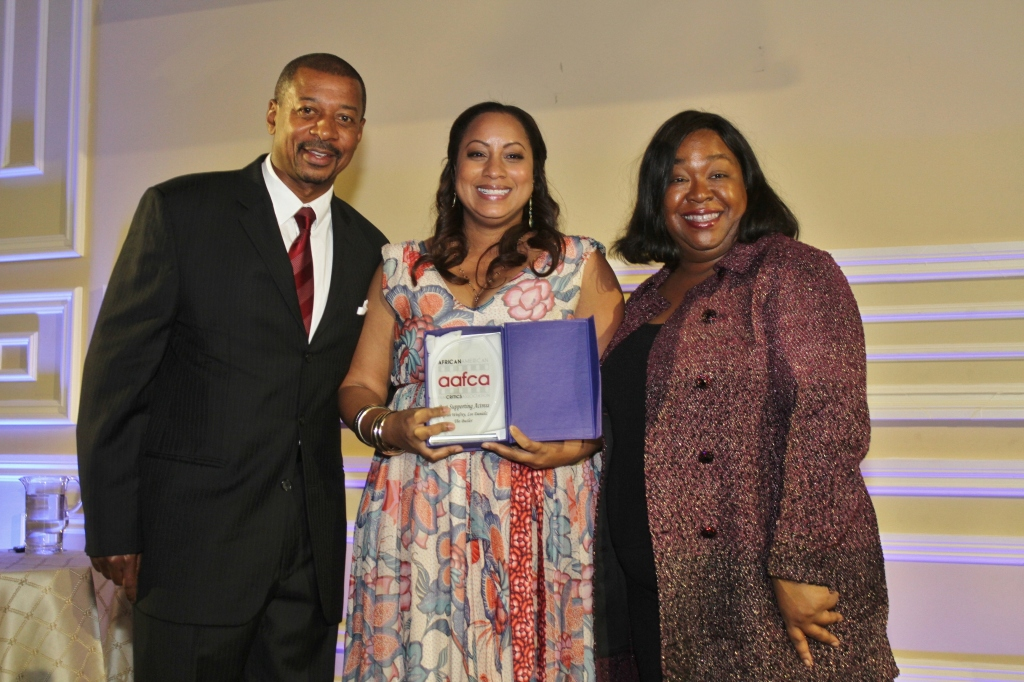 2014 AAFCA AWARDS - Robert Townsend, Zola Mashariki and Shonda Rhimes