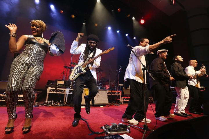 Chic and Nile Rogers