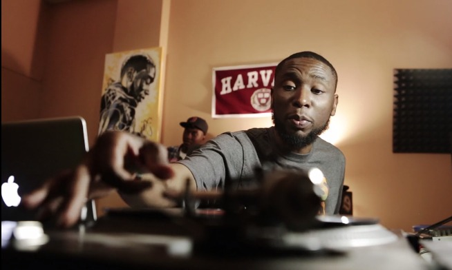 9th Wonder Hip-Hop Fellow