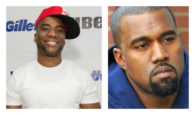 Charlamagne Kanye West