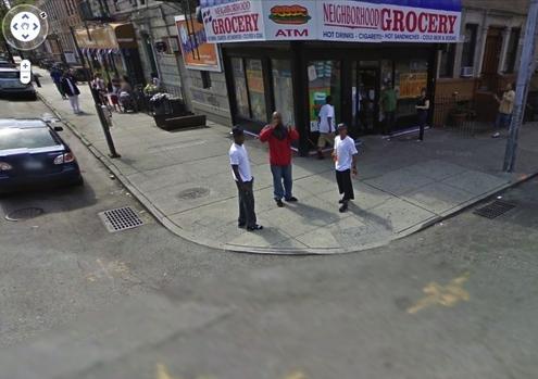 Dope dealers found through Google Maps