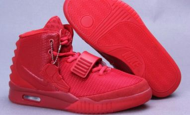 separation shoes 39e6f 6709f Nike Drops The Air Yeezy II Red Octobers And Sell Out In 15 ...