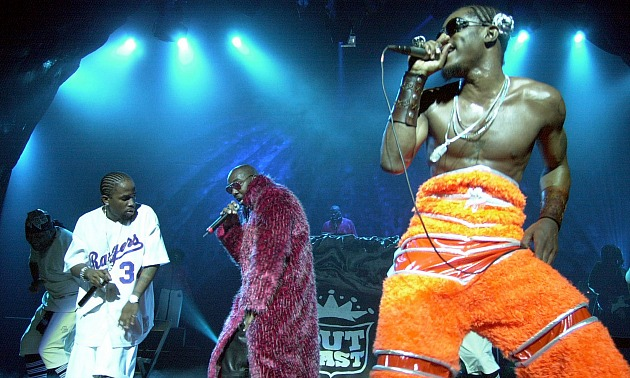 Outkast 2001