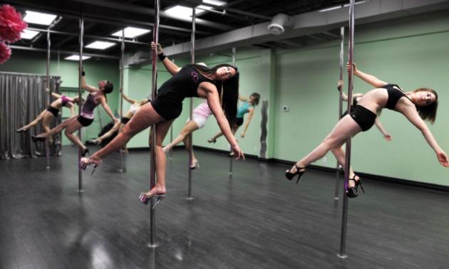 pole-dancing