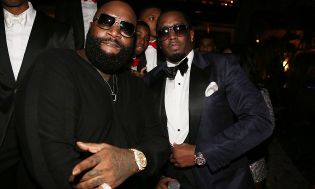 rick ross diddy