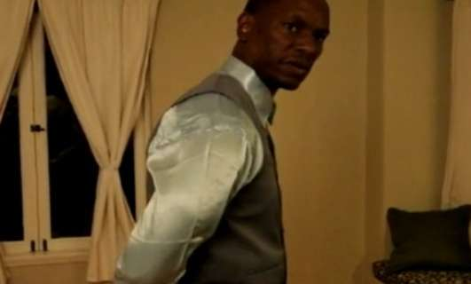 """Watch Tyrese Audition For """"Django Unchained"""""""