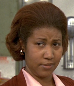 Aretha Franklin Blues Brothers