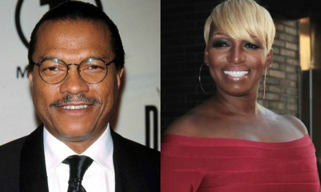 Billy Dee Williams NeNe Leakes