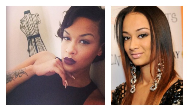 Chantel Christie Draya Michele