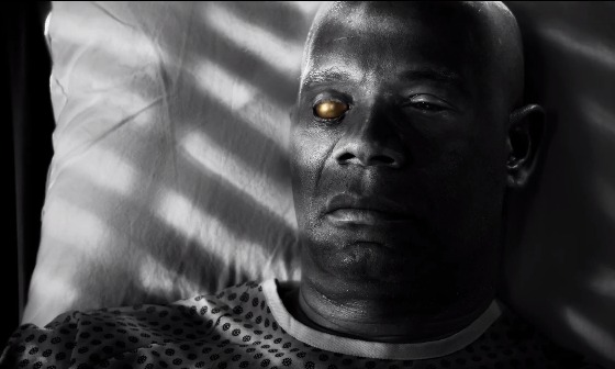 Dennis Haysbert Manute Sin City