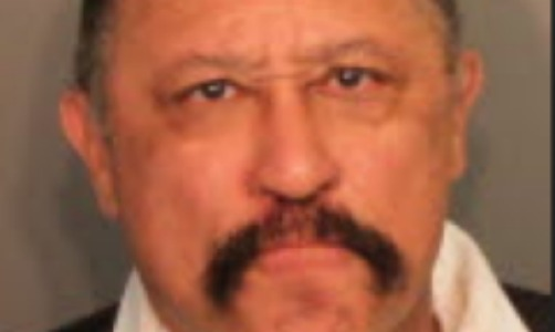 Judge Joe Mugshot
