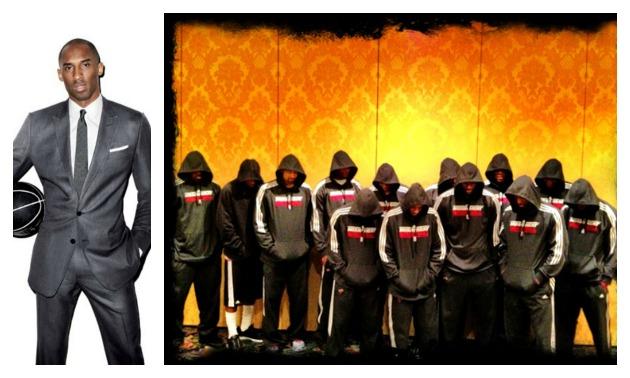 Kobe The Miami Heat