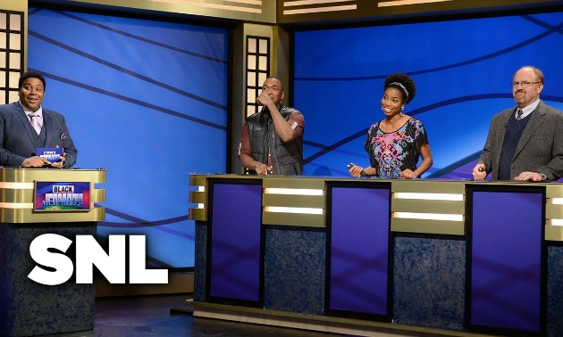 SNL Black Jeopardy