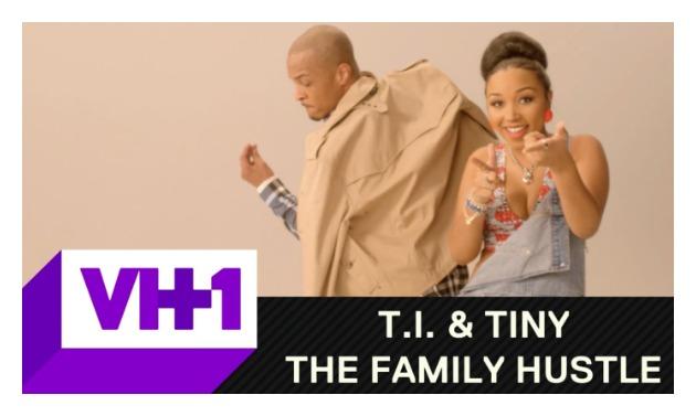 T.I. & Tiny The Family Hustle