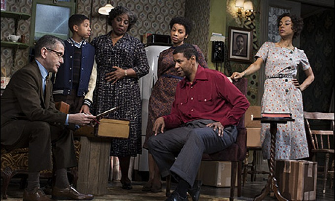a raisin in the sun cast 2014.jpg