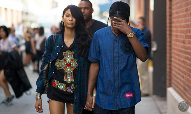 aap rocky and chanel iman get secretly engaged hot 1041