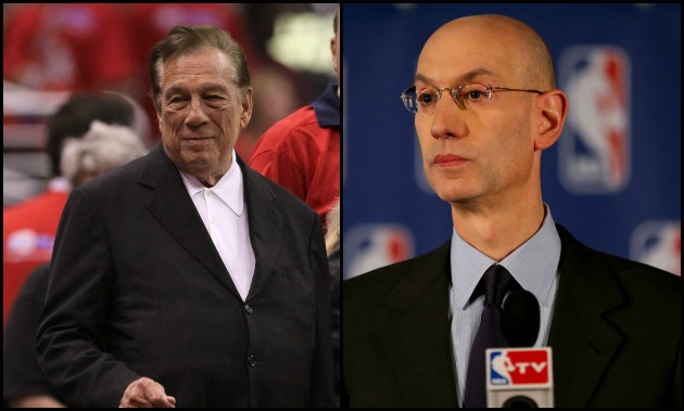 Donald Sterling Adam Silver