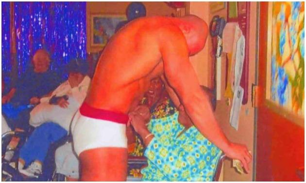 East Neck Nursing Home Stripper