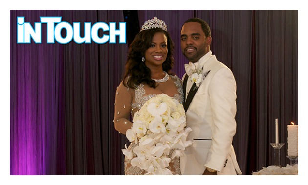 Kandi Burrus Todd Tucker Wedding Photo