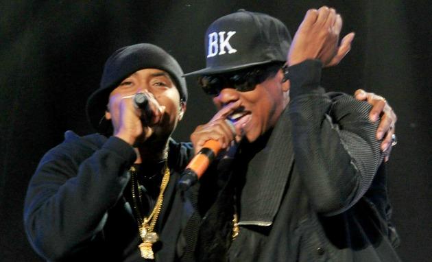 Nas Jay Z