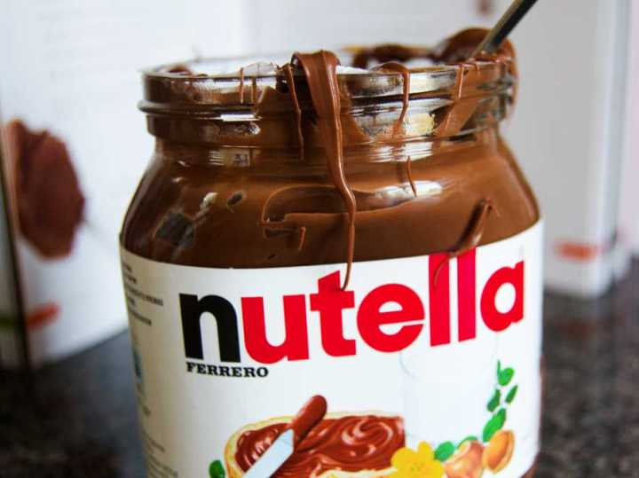 Oh, Nutella!