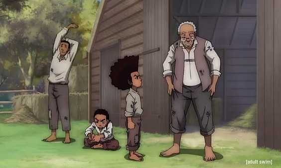 The Boondocks Season 4 Freeman Slaves.jpg