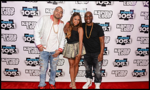 The Breakfast Club DJ Envy Angela Yee Charlamagne