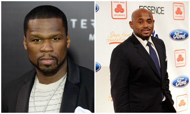 50 Cent Steve Stoute