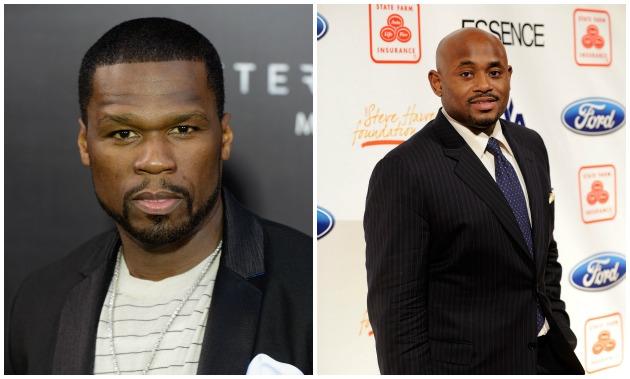 50 Cent Steve Stoute
