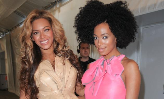 Beyonce Solange